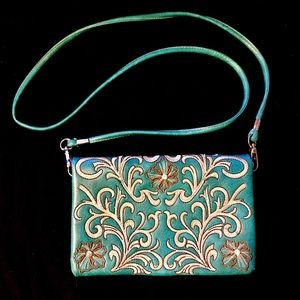 Montana West | Rustic Couture's Turquoise Bag